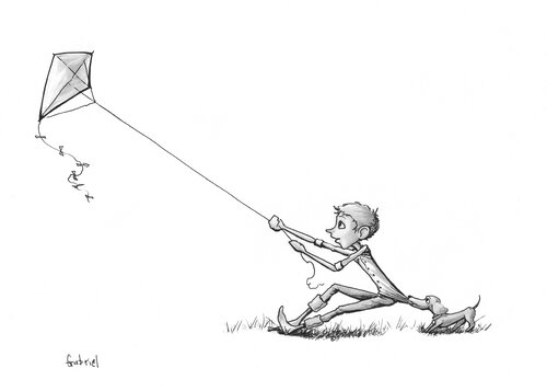 Fishing Pole Coloring Page - Free Others Coloring Pages :  ColoringPages101.com   357x500